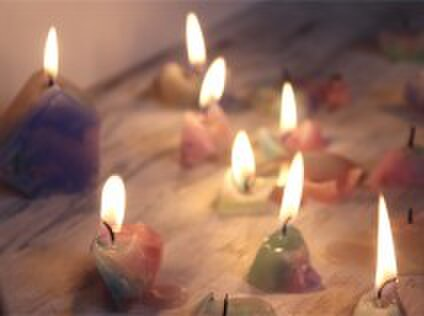 Candle FOREST