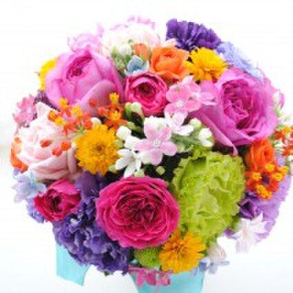 幸せの花束