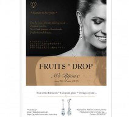 FRUITS * DROP M's Bijoux