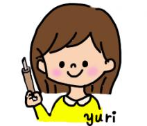 消しゴムはんこ yuri