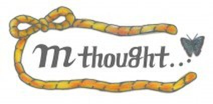 m thought...