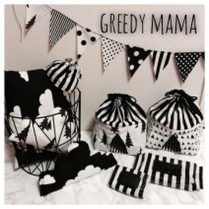 greedy mama