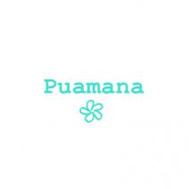 ハワイアン 生地 プアマナ