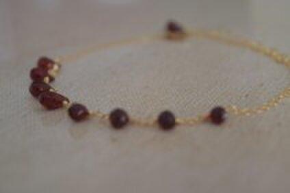 天然石jewelry カランココ