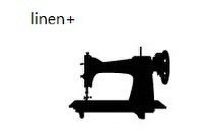 linen+