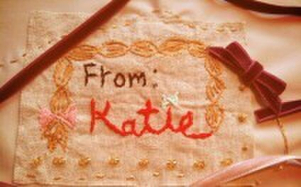 From:Katie