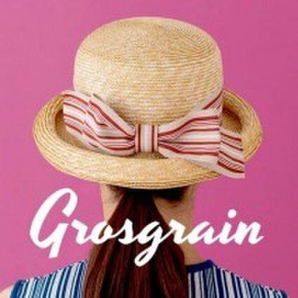 Grosgrain グログラン
