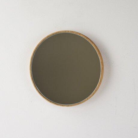 小さなならの丸鏡の画像