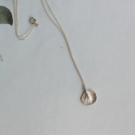 K10 ユーカリのネックレスの画像