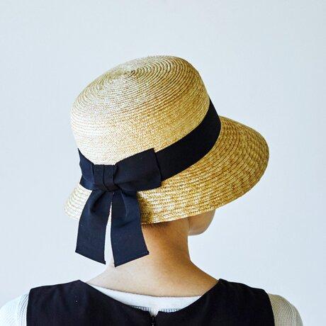 Anne アンヌ つば(短)女優帽(婦人) 57.5cm [UK-H008-NA]の画像