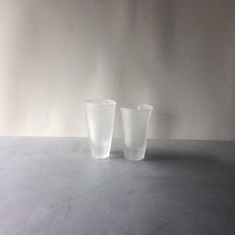 冷酒グラス2点セットの画像