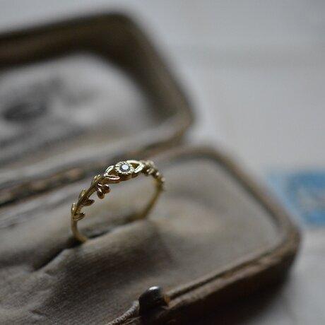 olive ringの画像