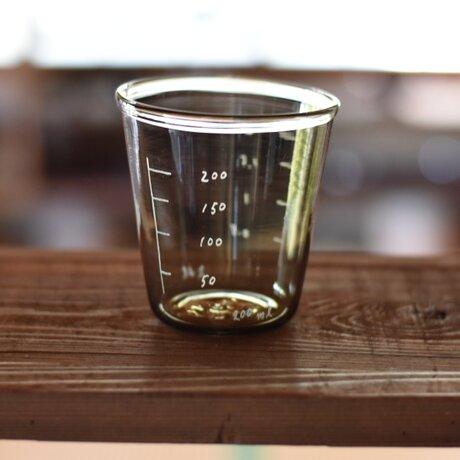 メモリのグラス -スモーキーグレー-の画像