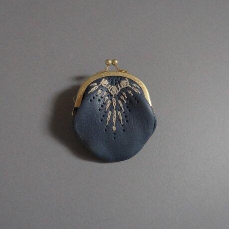 r&l stitch mini case (blue)の画像