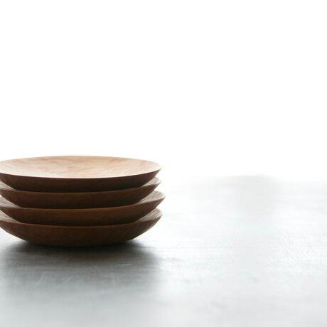 三寸豆皿 【山桜】の画像