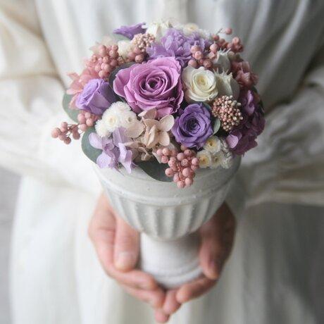 [ 母の日おすすめ]  Purple rose carnationの画像