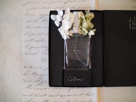 「香りの小箱」柑橘と花と風と、の画像