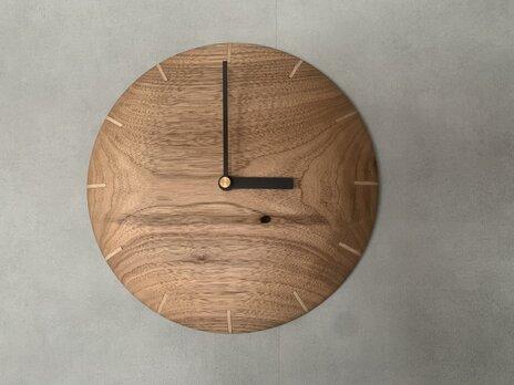 時計 クルミの画像