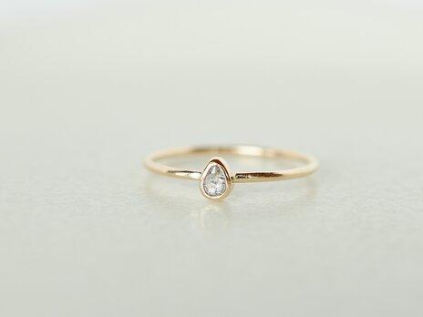 Stella Baby Diamond Ring Dropの画像