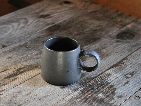 マグカップ/チャコールの画像