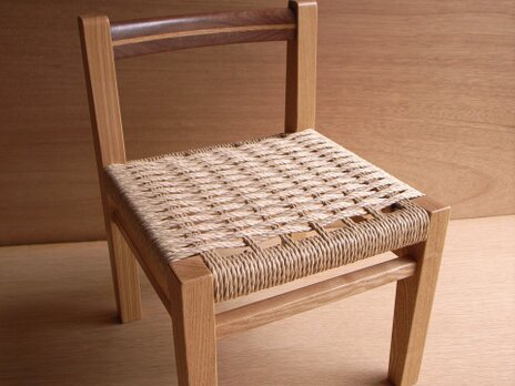座編みチェア002の画像