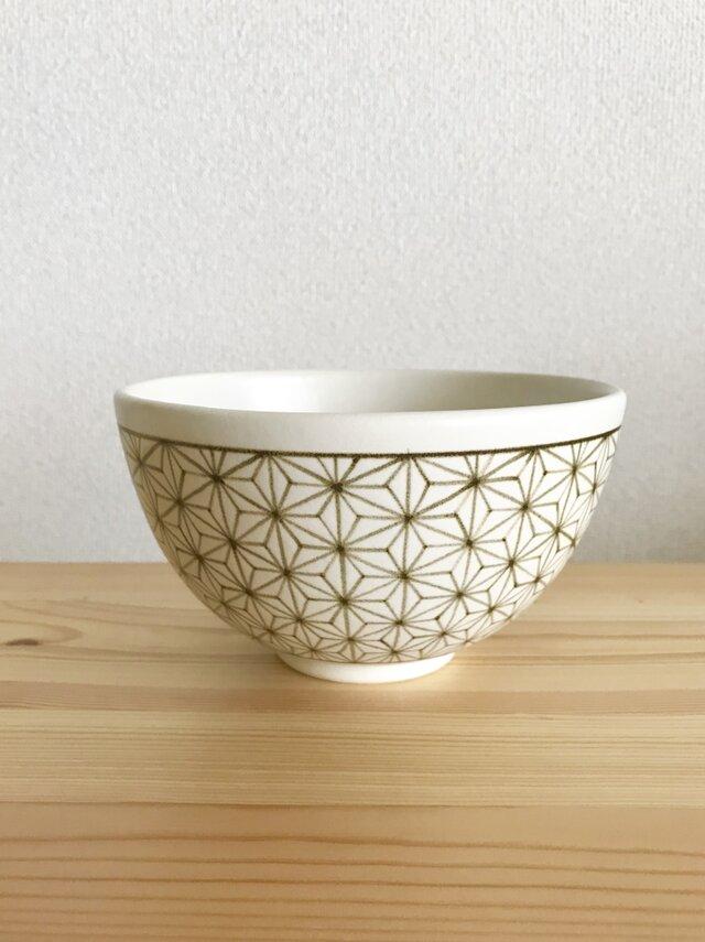 麻の葉  深鉢の画像1枚目