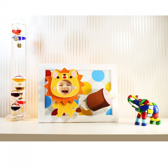 Happy Lion ~3D Photo ART~の画像1枚目