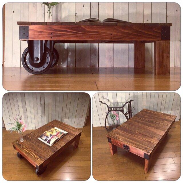 トローリーテーブルの画像1枚目