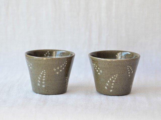 萩のカップの画像1枚目