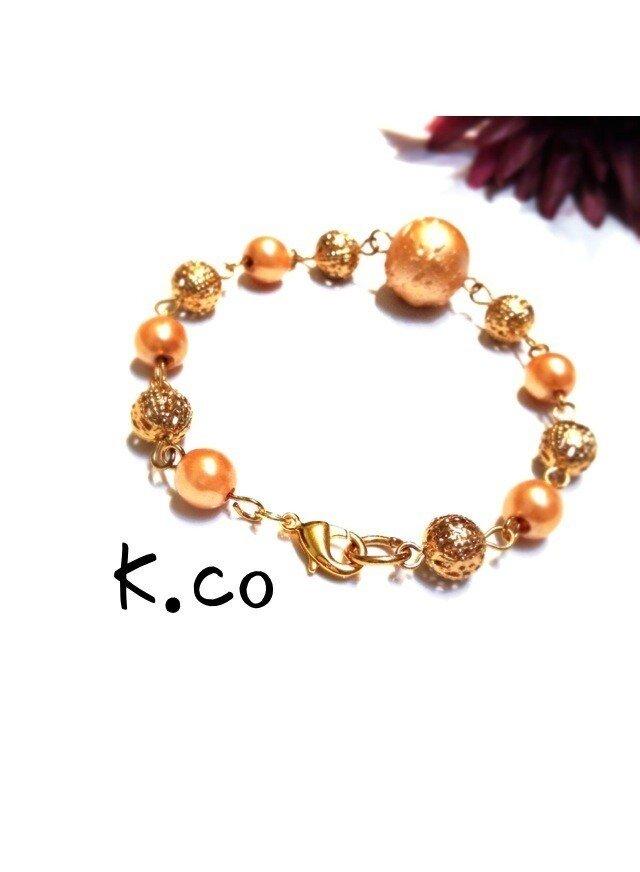 bracelet GOLD bの画像1枚目
