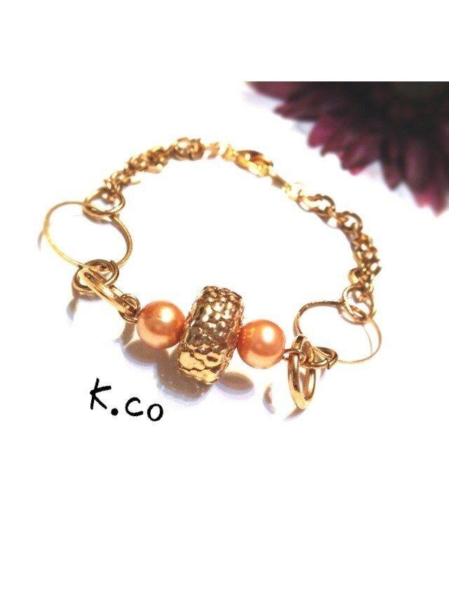 bracelet GOLD cの画像1枚目