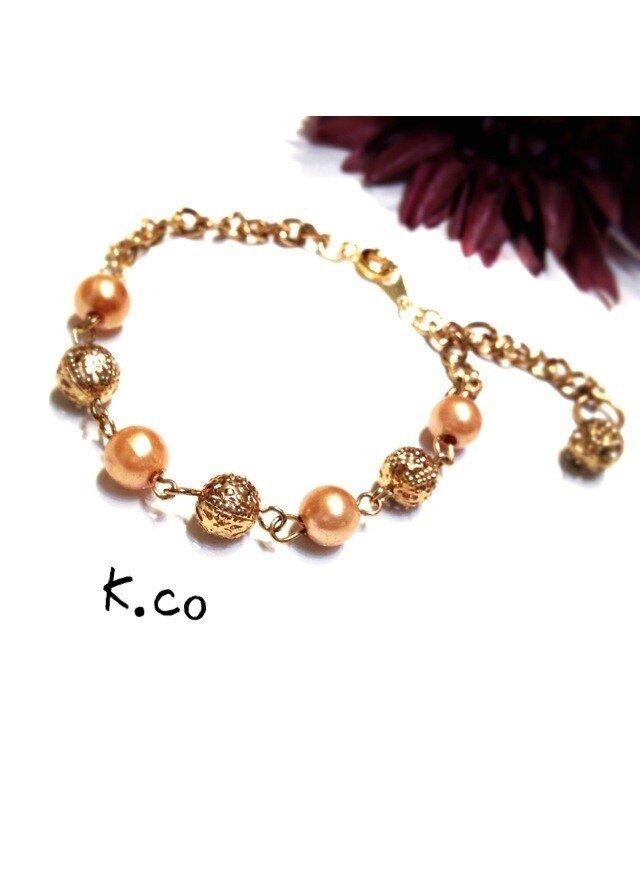 bracelet GOLD dの画像1枚目