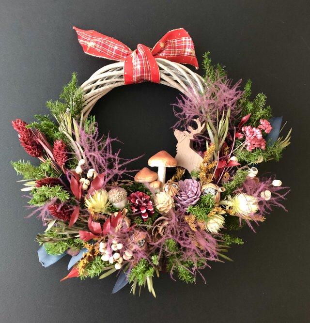 Natural wreath IIの画像1枚目