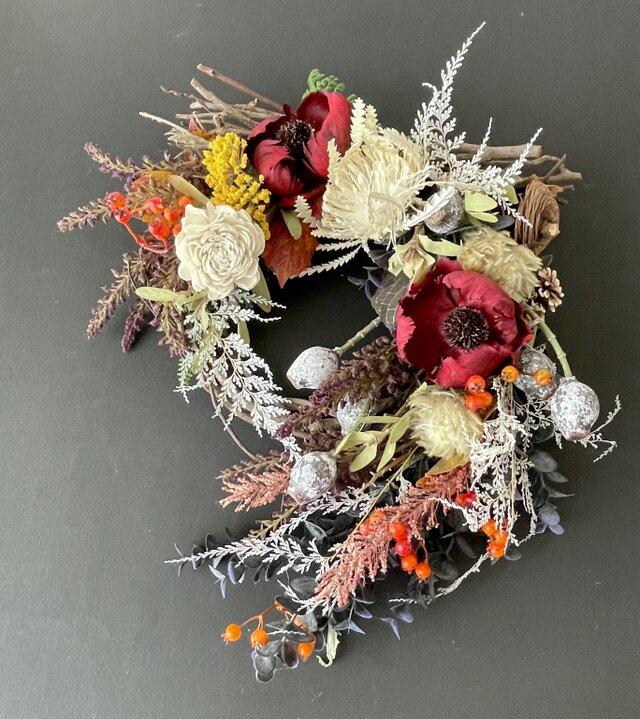 Palmflower wreath IIの画像1枚目