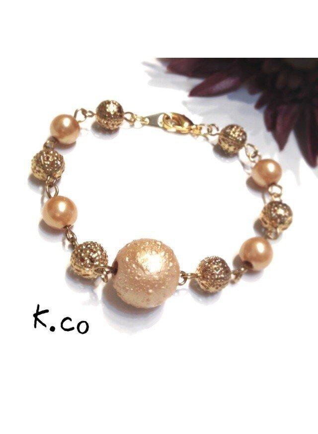 bracelet GOLD eの画像1枚目