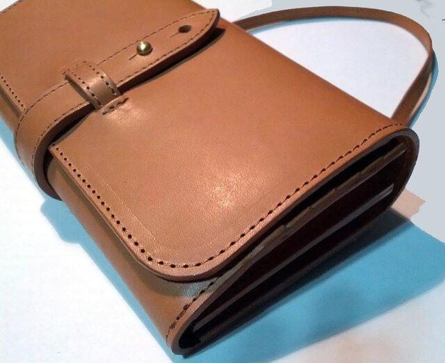 自営業のための便利な財布の画像1枚目