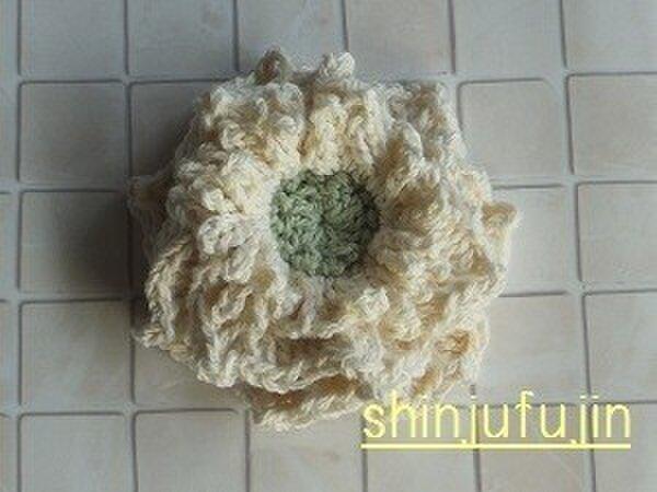 【Sold】お花畑のコサージュ20の画像1枚目