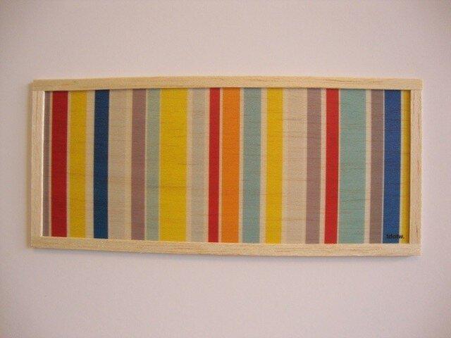 colourful stripeの画像1枚目