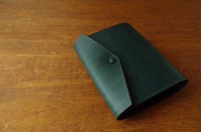 【受注生産】HOBONICHI TECHO cover(original size)/bluegreenの画像1枚目
