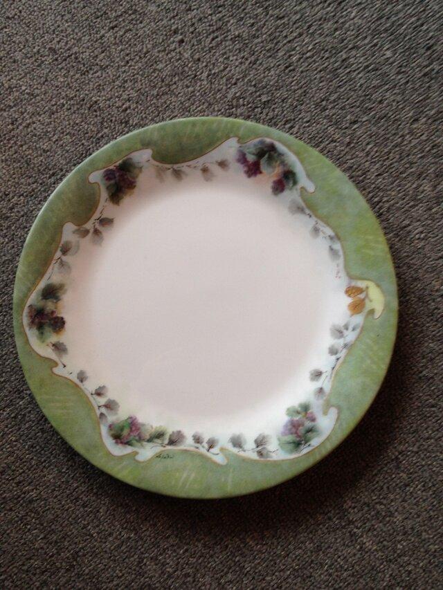 絵皿の画像1枚目