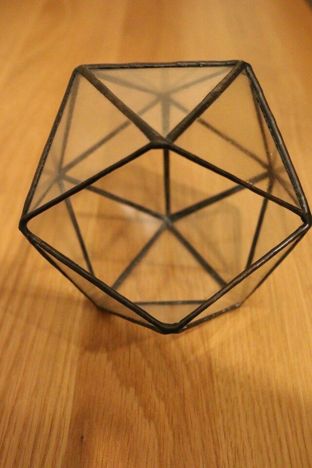 テラリウム(五角形)の画像1枚目