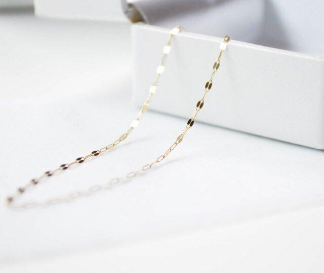 K10 Design Cut Chain Braceletの画像1枚目