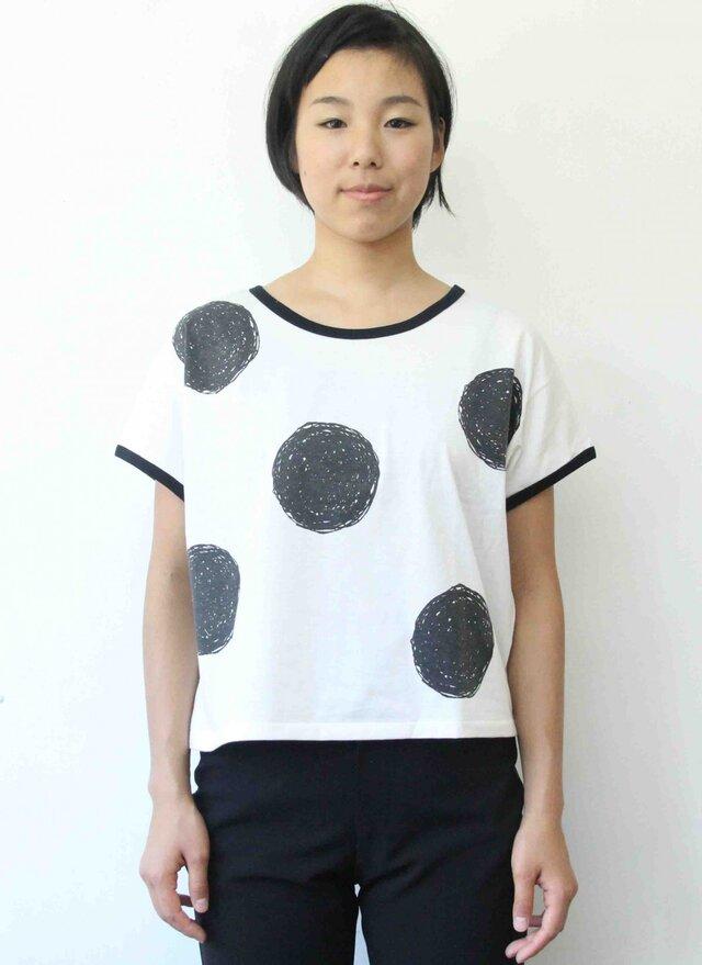 OUTLET No.048 ショート丈Tシャツの画像1枚目