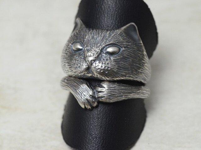 猫が猫の手を借りたセットリング ②の画像1枚目