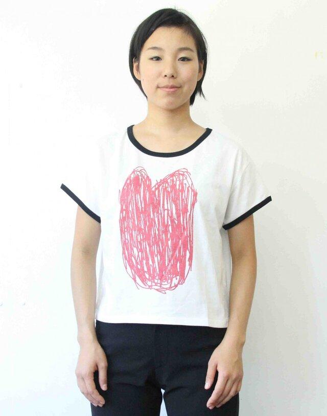 OUTLET No.049 ショート丈Tシャツの画像1枚目