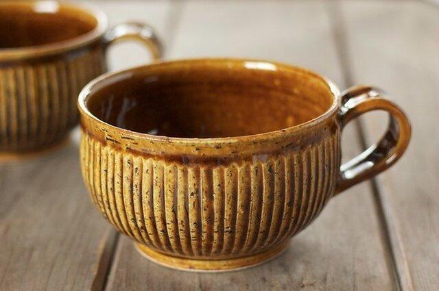 スープカップ(飴/鎬)の画像1枚目