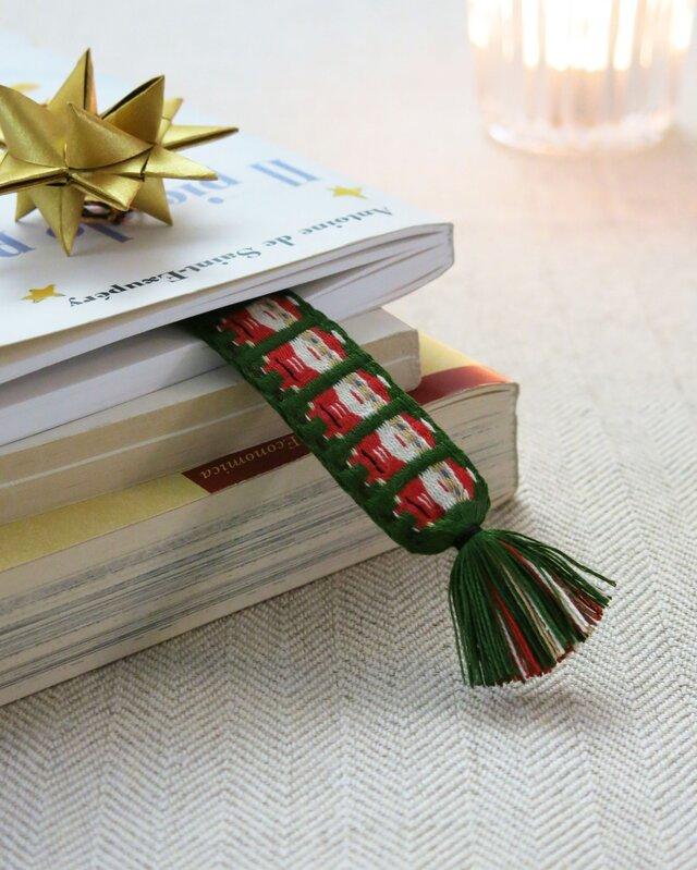 カード織りブックマーク ::jultomtar::の画像1枚目