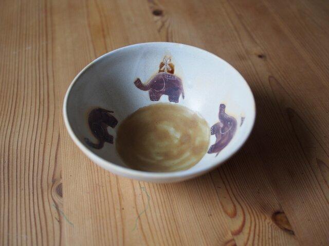 ゾウのお茶碗 の画像1枚目