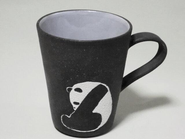 パンダのマグカップの画像1枚目