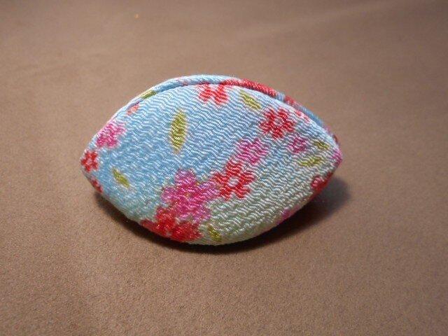 貝の口*淡青桜の画像1枚目
